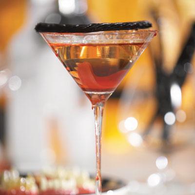 2 halloween martini recipes a bride s cookbook or for Halloween martini recipes vodka
